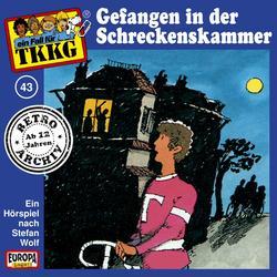 043/Gefangen in der Schreckenskammer - TKKG Retro-Archiv