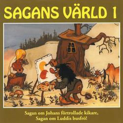 Sagans värld 1 - Karin Hofvander