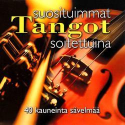 Suosituimmat tangot soitettuina - Seinäjoen orkesteri