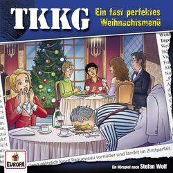 Ein fast perfektes Weihnachtsmenü - TKKG
