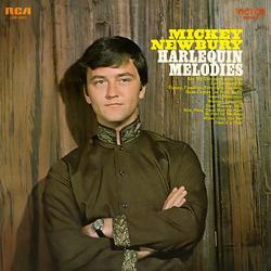 Harlequin Melodies - Mickey Newbury
