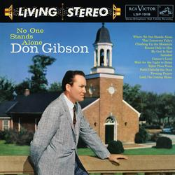 No One Stands Alone - Don Gibson
