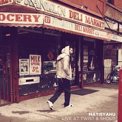 Live at Twist & Shout EP - Matisyahu
