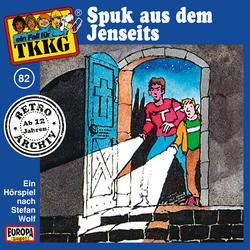082/Spuk aus dem Jenseits - TKKG Retro-Archiv