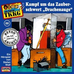 "088/Kampf um das Zauberschwert ""Drachenauge"" - TKKG Retro-Archiv"