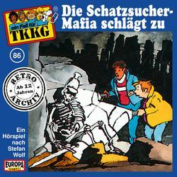 086/Die Schatzsucher-Mafia schlägt zu - TKKG Retro-Archiv