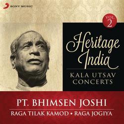 Heritage India (Kala Utsav Concerts, Vol. 2) [Live] - Pt. Bhimsen Joshi