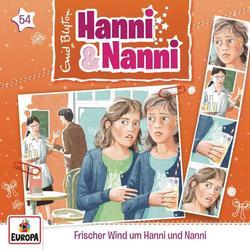 054/Frischer Wind um Hanni und Nanni - Hanni und Nanni