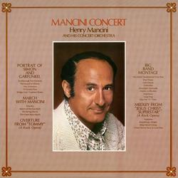 Mancini Concert - Henry Mancini & His Orchestra