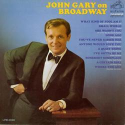 John Gary On Broadway - John Gary