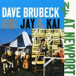 At Newport - Dave Brubeck