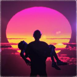 As the setting sun comes crashing down on me - Secret Weapons
