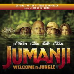 Jumanji: Welcome to the Jungle (Original Motion Picture Soundtrack) - Henry Jackman