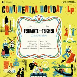 Continental Holiday - Ferrante & Teicher