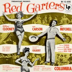 Red Garters - Rosemary Clooney
