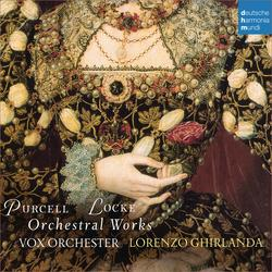 Purcell & Locke: Orchestral Works - Vox Orchester