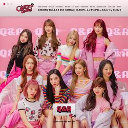 Let`s Play Cherry Bullet (Single) - Cherry Bullet