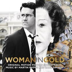 Woman in Gold (Original Motion Picture Soundtrack) - Martin Phipps