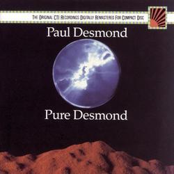 Pure Desmond - Paul Desmond