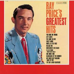 Greatest Hits - Ray Price