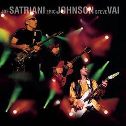 G3 - Live In Concert - Joe Satriani - Eric Johnson - Steve Vai