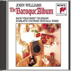 The Baroque Album - John Williams
