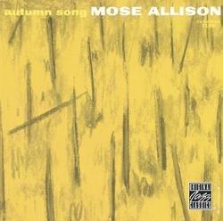 Autumn Song - Mose Allison