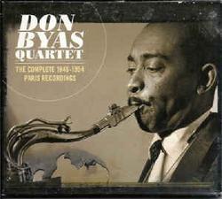 The Complete 1946 - 1954 Paris Recordings CD 3 (No. 1) - Don Byas Quartet