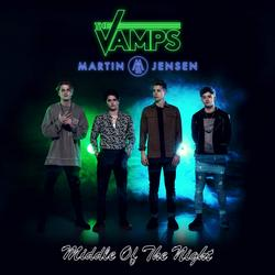 Middle Of The Night (Acoustic) (Single) - The Vamps -  Martin Jensen