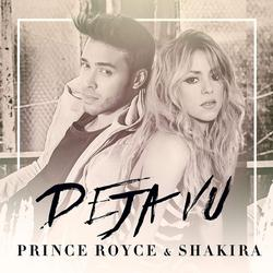 Deja Vu (Single) - Prince Royce -  Shakira