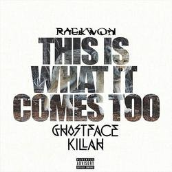 This Is What It Comes Too (Remix) (Single) - Raekwon -  Ghostface Killah