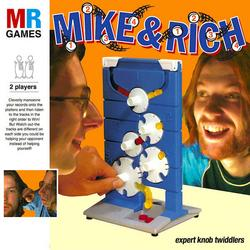 Expert Knob Twiddlers - Mike & Rich