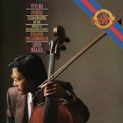 Dvorák - Cello Concerto; Silent Woods; Rondo - Yo Yo Ma -  Lorin Maazel -  Berlin Philharmonic Orchestra