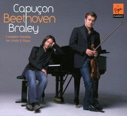 Beethoven - Complete Sonatas For Violin & Piano CD 2 - Renaud Capucon - Frank Braley