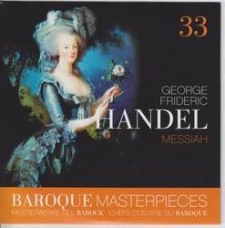 Baroque Masterpieces CD 33 - Handel Messiah - Eugene Ormandy -  Philadelphia Orchestra