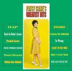 12 Greatest Hits - Patsy Cline