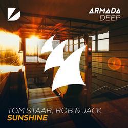 Sunshine (Single) - Tom Staar - Rob & Jack