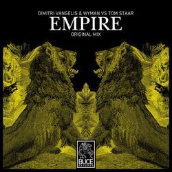 Empire (Single) - Dimitri Vangelis & Wyman - Tom Staar