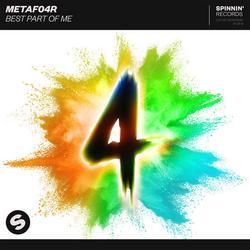Best Part Of Me (Single) - METAFO4R