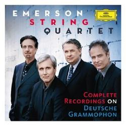 Complete Recordings On Deutsche Grammophon CD 46 (No. 1) - Emerson String Quartet