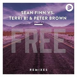Free (The Remixes) - Sean Finn - Terri B! - Peter Brown