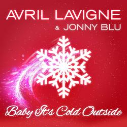 Baby It's Cold Outside (Single) - Avril Lavigne - Jonny Blu
