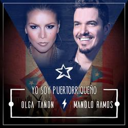Yo Soy Puertorriqueño (Single) - Manolo Ramos - Olga Tañon