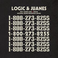 1-800-273-8255 (Single) - Logic - Juanes
