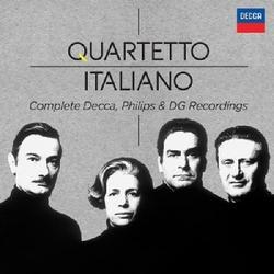 Complete Decca, Philips & DG Recordings CD 28 - Quartetto Italiano