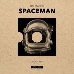 Spaceman (Single) - Tim Mason