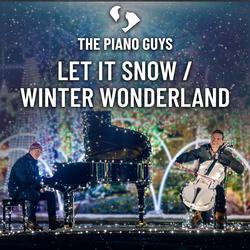 Let It Snow / Winter Wonderland - The Piano Guys